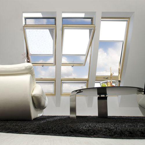 pivoting roof window - FAKRO