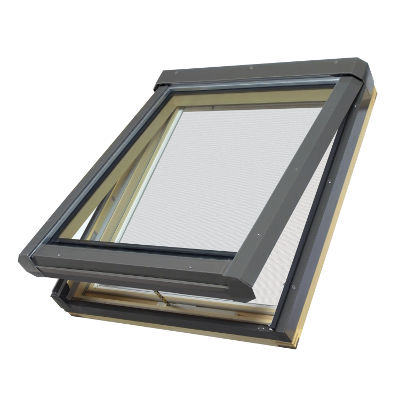 fixed roof window - FAKRO