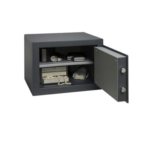 mechanical safe / built-in / fire-rated
