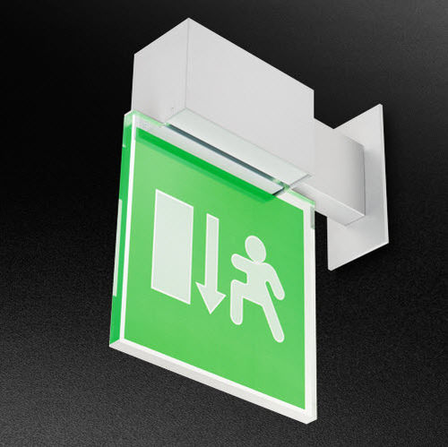 ceiling emergency light