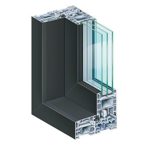 glass door sliding system