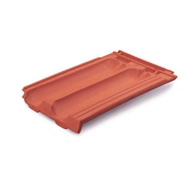 french roof tile / clay