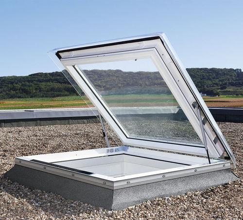 Rooflight Window Triple Glazed Glass Skylight Flat Roof Sky Light