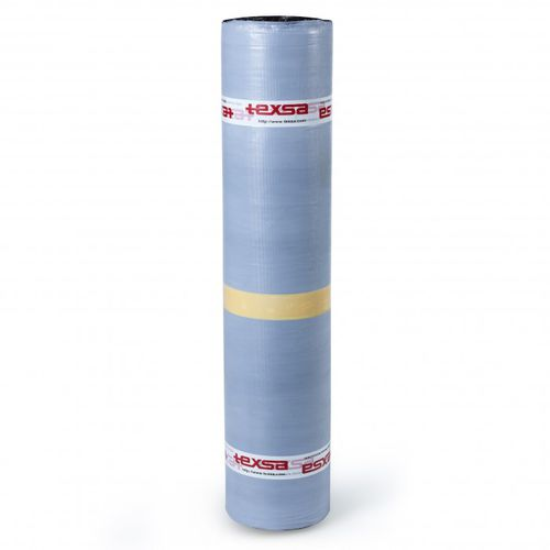 reinforcement waterproofing membrane / for walls / for roofs / flexible