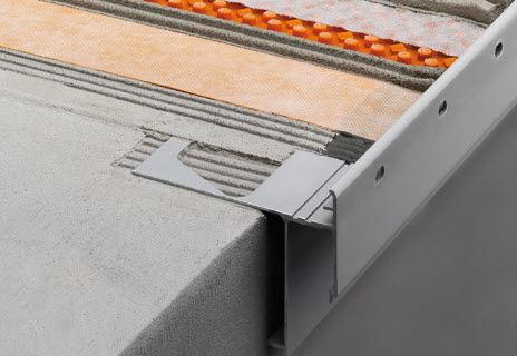 metal profile / edge