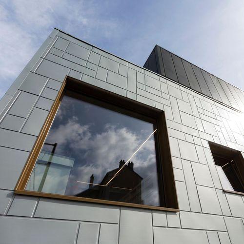 titanium facade system