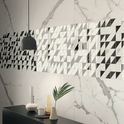 indoor tile / wall / porcelain stoneware / 30x30 cm