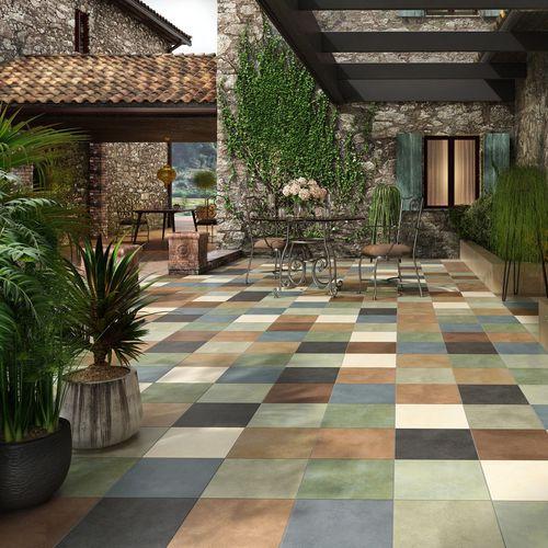 outdoor tile