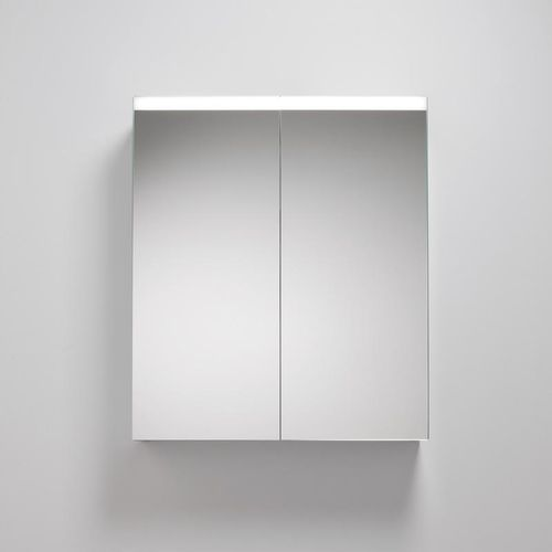 Bathroom Cabinet With Mirror Vittoria 2 Doors Oasis Group Srl Wall Mounted