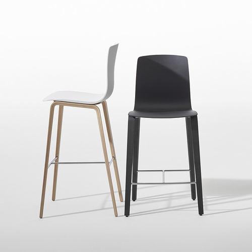 contemporary bar stool - Arper