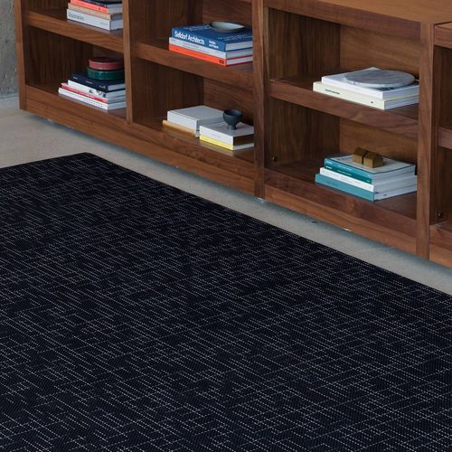 woven carpet / synthetic / home / contract