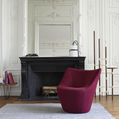 contemporary armchair