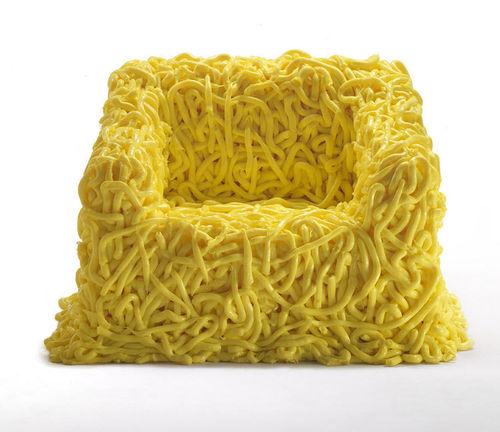contemporary armchair - Meritalia