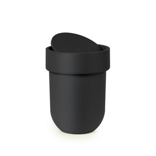 bathroom trash can / polypropylene / home / contemporary