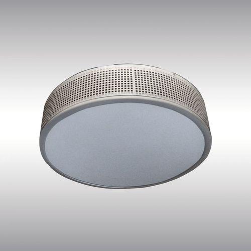 traditional wall light / glass / brass / round