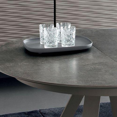 ceramic serving tray / home