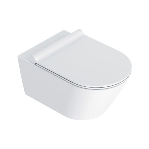 wall-hung toilet