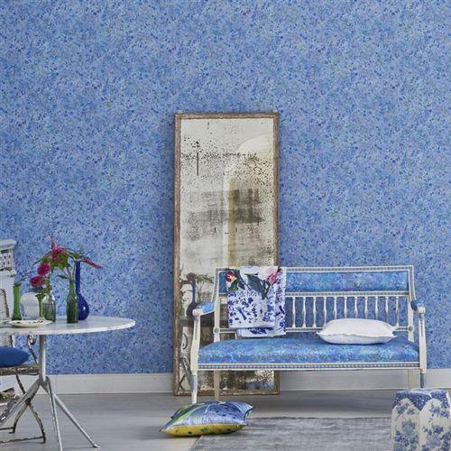 contemporary wallpaper / patterned / plain / non-woven