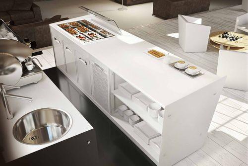 modular bar cabinet