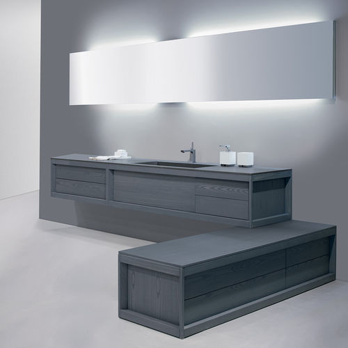 double washbasin cabinet - GD Arredamenti