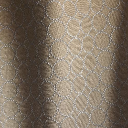 upholstery fabric / geometric pattern / viscose / wool