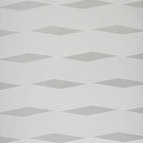 geometric pattern sheer curtain fabric