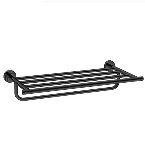more than 3 bars towel rack / wall-mounted / brass
