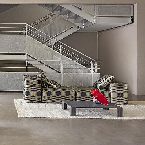 upholstery fabric / geometric pattern / Trevira CS® / jacquard
