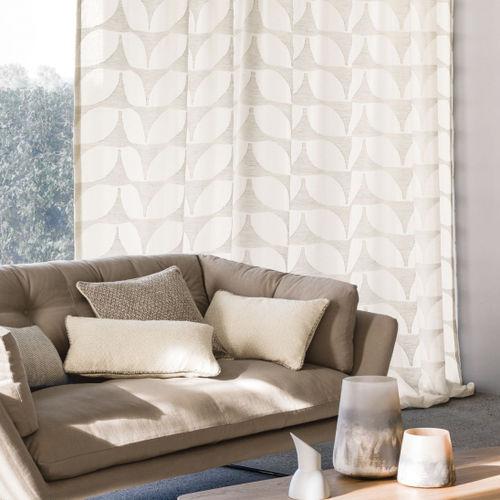 iridescent sheer curtain fabric
