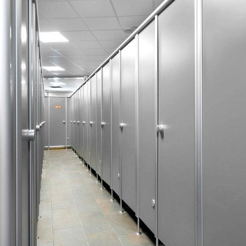 HPL washroom shower cubicle