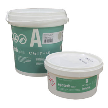 grouting sealing / for tiles / epoxy