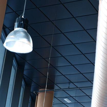 steel suspended ceiling