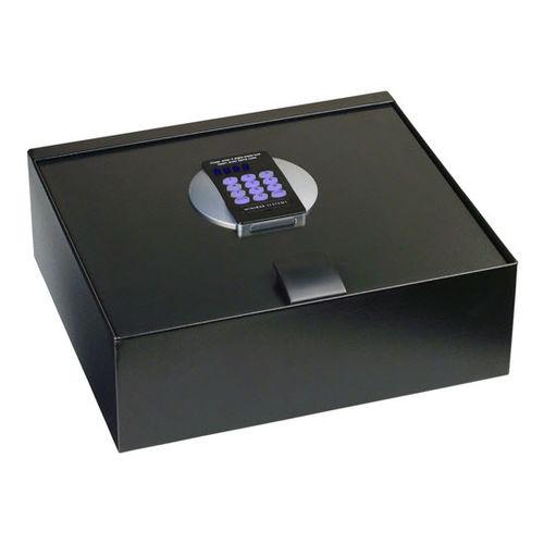 digital safe / built-in / for hotel rooms