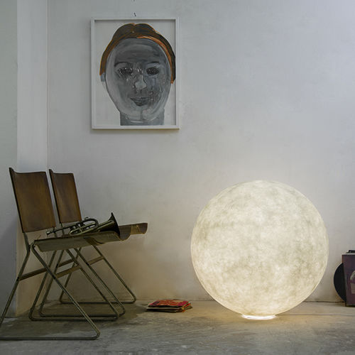 floor lamp / contemporary / polycarbonate / in Nebulite®