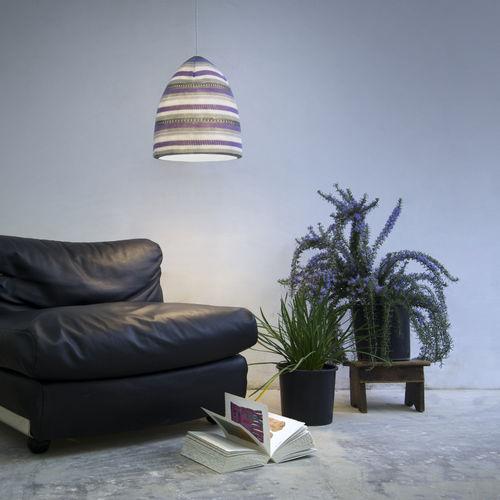 pendant lamp / contemporary / wool / in Nebulite®