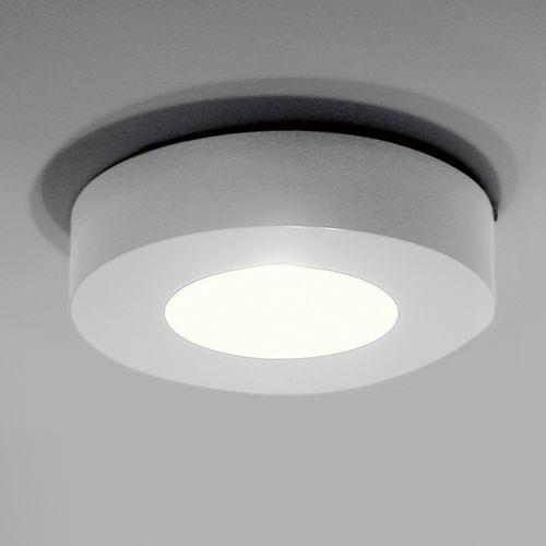 original design ceiling light / round / aluminum / LED