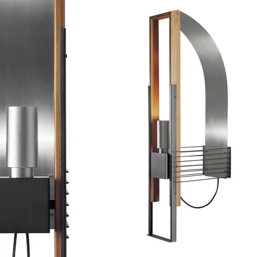 original design wall light / steel