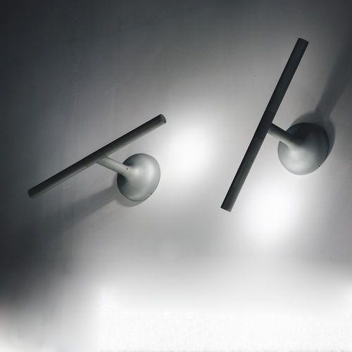 contemporary wall light / aluminum