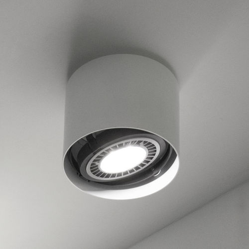 Ceiling Mounted Spotlight Eye Cod 2876 1 L 1 Martinelli Luce Spa Indoor Led Round
