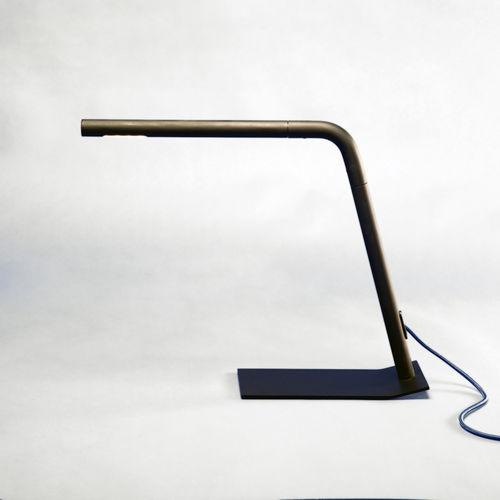 desk lamp / contemporary / aluminum