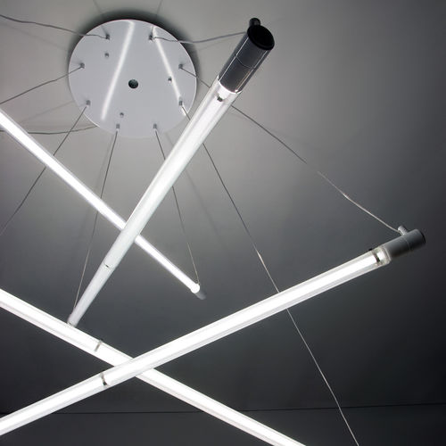 pendant lamp / original design / polycarbonate