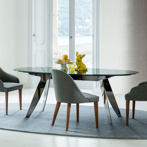 contemporary dining table - BERTO SALOTTI