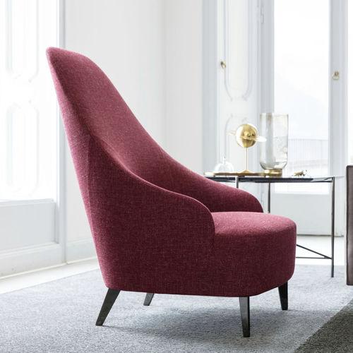 contemporary armchair - BERTO SALOTTI