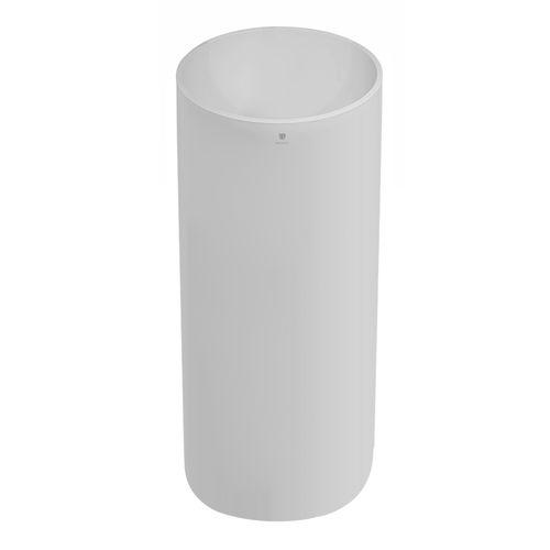 floor-mounted washbasin