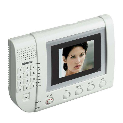 hands-free video door intercom