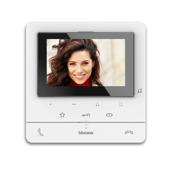video door intercom with camera