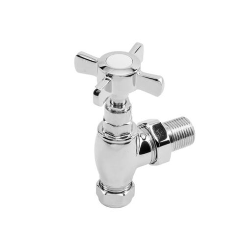 wall-mounted shut-off valve