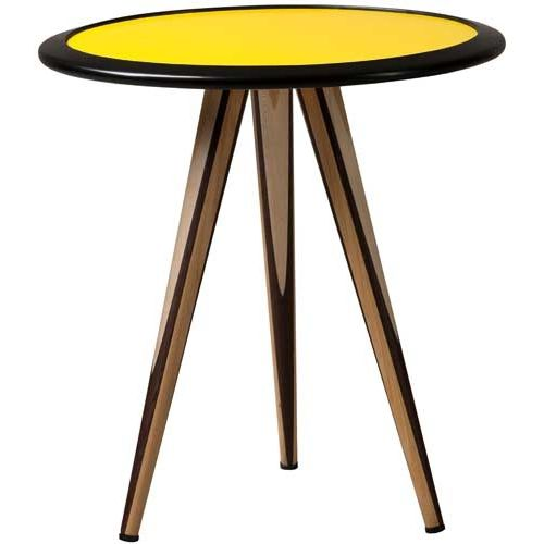 contemporary side table / ash / cherrywood / maple