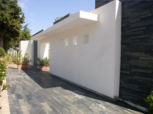 bathroom tile / outdoor / for floors / slate