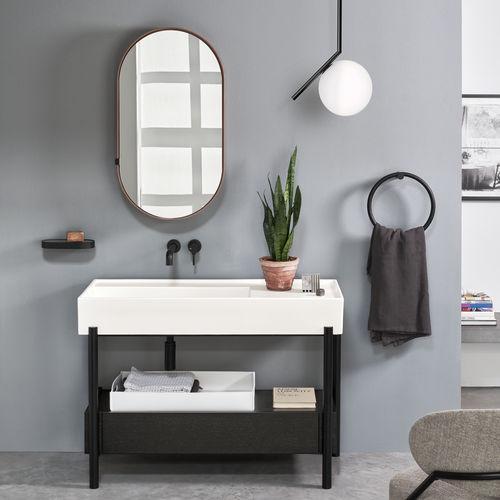 free-standing washbasin cabinet - Ceramica Cielo